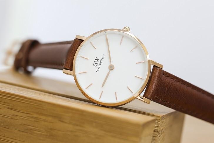 Đồng hồ nữ Daniel Wellington DW00100231 thay pin miễn phí - Ảnh 1