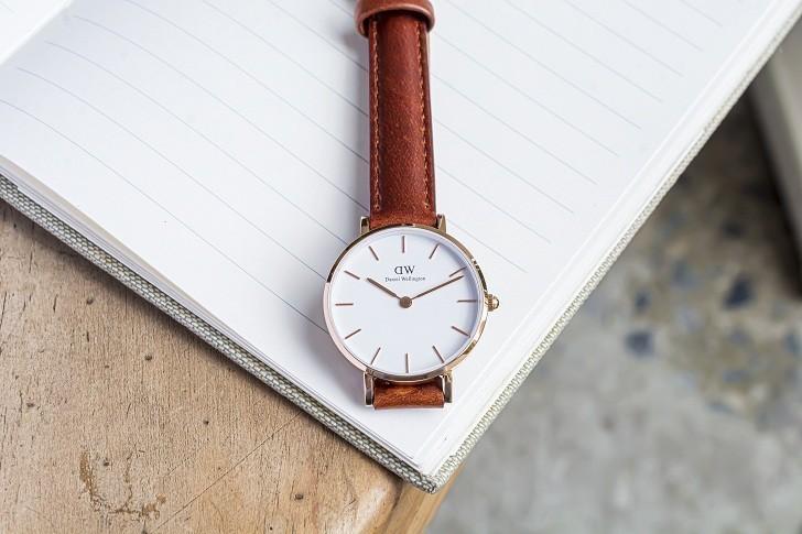 Đồng hồ nữ Daniel Wellington DW00100231 thay pin miễn phí - Ảnh 4