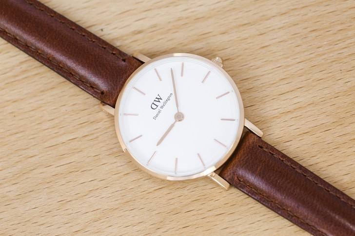 Đồng hồ nữ Daniel Wellington DW00100231 thay pin miễn phí - Ảnh 3