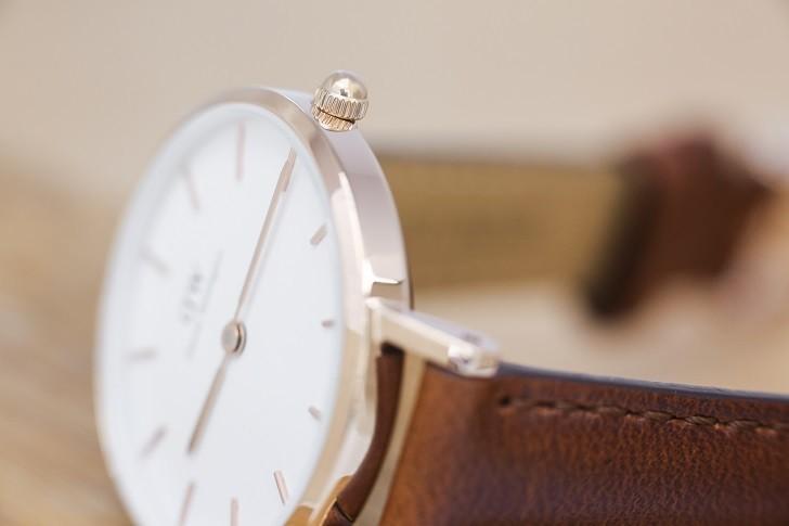 Đồng hồ nữ Daniel Wellington DW00100231 thay pin miễn phí - Ảnh 7