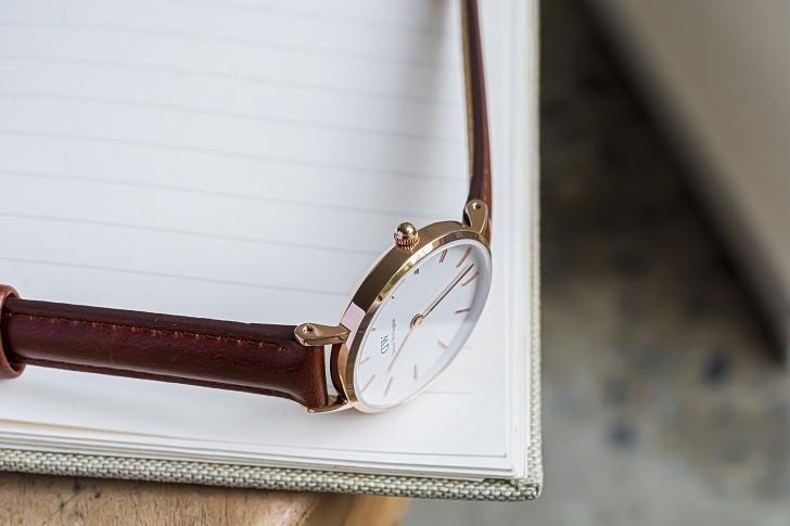 Đồng hồ nữ Daniel Wellington DW00100231 thay pin miễn phí - Ảnh 5