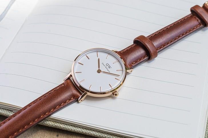 Đồng hồ nữ Daniel Wellington DW00100231 thay pin miễn phí - Ảnh 6