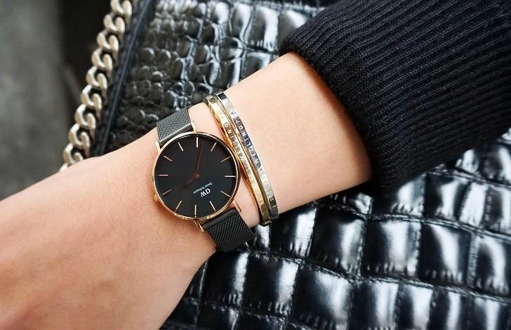 Đồng hồ Daniel Wellington DW00100245 giá rẻ, siêu mỏng - Ảnh 1