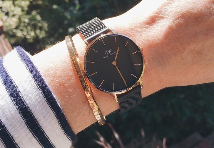 Đồng hồ Daniel Wellington DW00100245 giá rẻ, siêu mỏng - Ảnh 10
