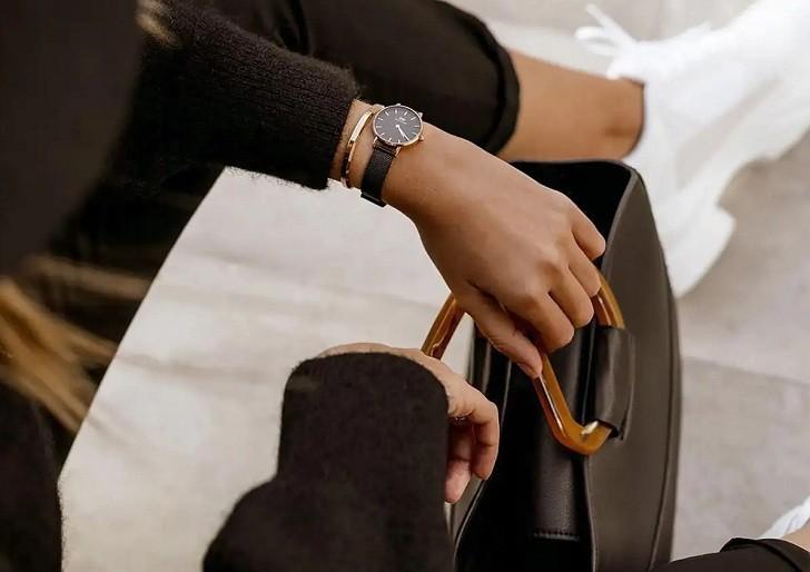 Đồng hồ Daniel Wellington DW00100245 giá rẻ, siêu mỏng - Ảnh 5