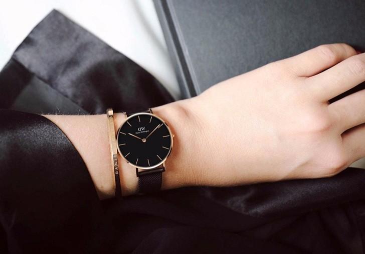 Đồng hồ Daniel Wellington DW00100245 giá rẻ, siêu mỏng - Ảnh 3