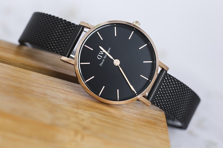 Đồng hồ Daniel Wellington DW00100245 giá rẻ, siêu mỏng - Ảnh 6