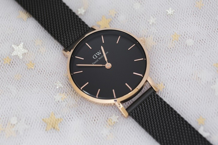 Đồng hồ Daniel Wellington DW00100245 giá rẻ, siêu mỏng - Ảnh 11