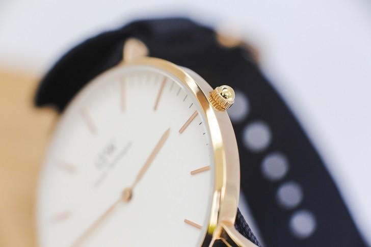 Đồng hồ nữ Daniel Wellington DW00100259 thay pin miễn phí - Ảnh 5