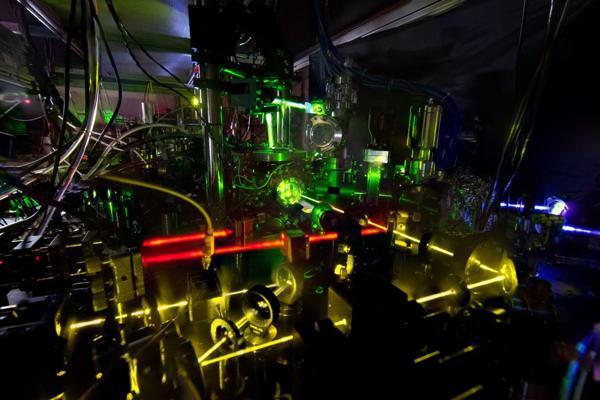 Đồng Hồ Nguyên Tử Là Gì? Các Loại Đồng Hồ Nguyên Tử NIST Ytterbium atomic clock