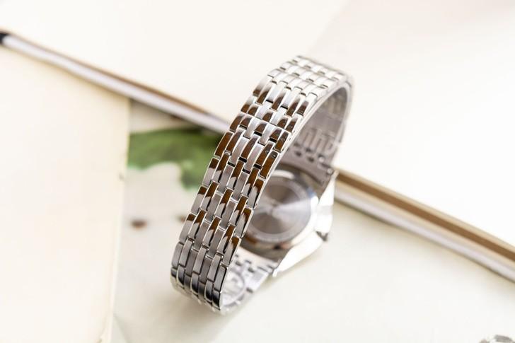 Đồng hồ Doxa D201RSV máy quartz Thuỵ Sỹ, chuẩn Swiss Made - Ảnh 4