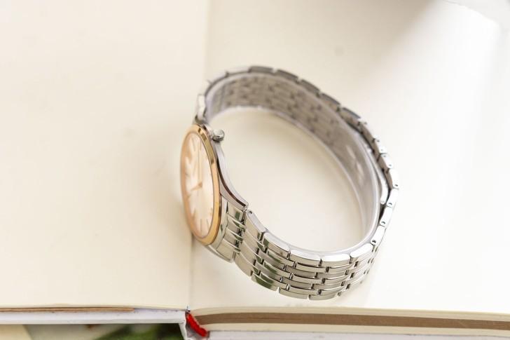Đồng hồ Doxa D201RSV máy quartz Thuỵ Sỹ, chuẩn Swiss Made - Ảnh 6