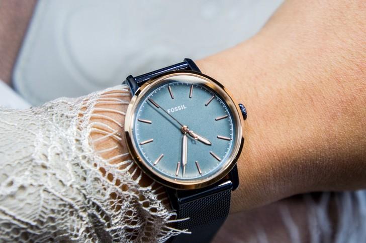 Đồng hồ nữ thời trang Fossil ES4312 thiết kế nhỏ gọn, tinh tế - Ảnh 1