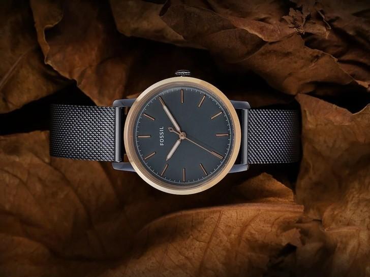 Đồng hồ nữ thời trang Fossil ES4312 thiết kế nhỏ gọn, tinh tế - Ảnh 2