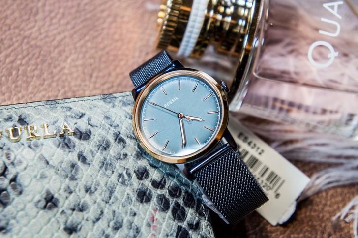 Đồng hồ nữ thời trang Fossil ES4312 thiết kế nhỏ gọn, tinh tế - Ảnh 4
