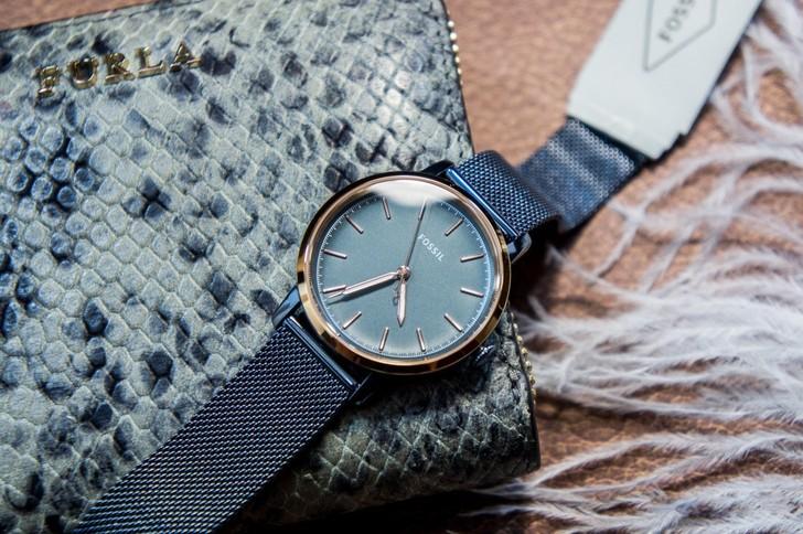 Đồng hồ nữ thời trang Fossil ES4312 thiết kế nhỏ gọn, tinh tế - Ảnh 5