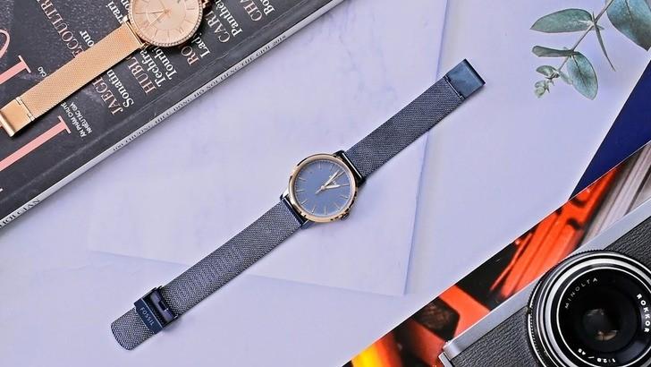 Đồng hồ nữ thời trang Fossil ES4312 thiết kế nhỏ gọn, tinh tế - Ảnh 6