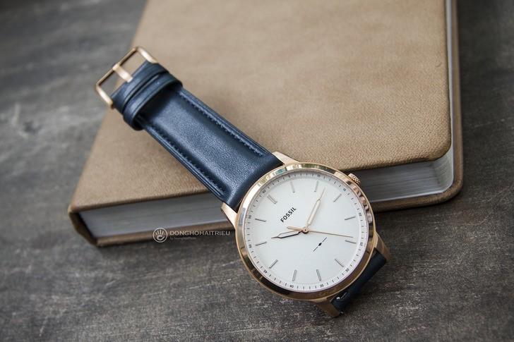 Đồng hồ Fossil FS5371 giá rẻ, thay pin miễn phí trọn đời - Ảnh 2