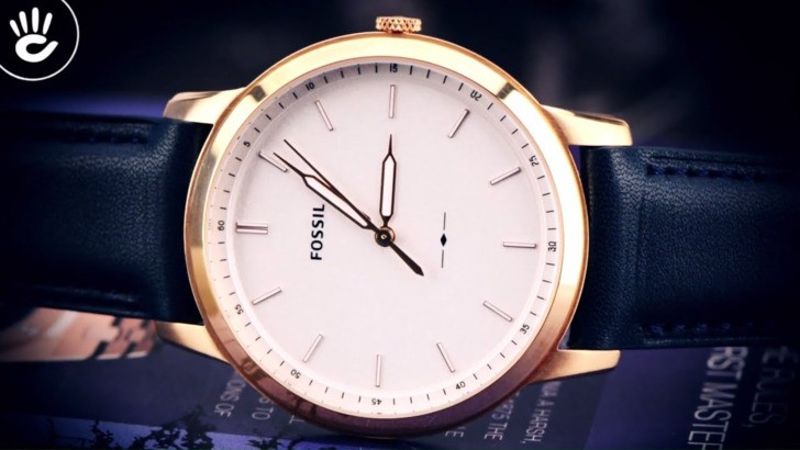 Đồng hồ Fossil FS5371 giá rẻ, thay pin miễn phí trọn đời - Ảnh 5