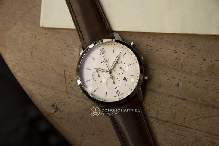 Đồng hồ Fossil FS5380 thời trang chuẩn Mỹ, mẫu mới 100% - Ảnh 1