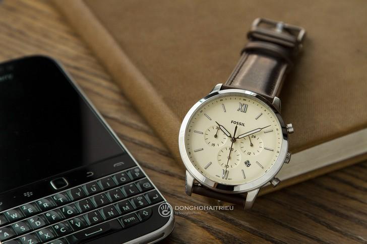 Đồng hồ Fossil FS5380 thời trang chuẩn Mỹ, mẫu mới 100% - Ảnh 2