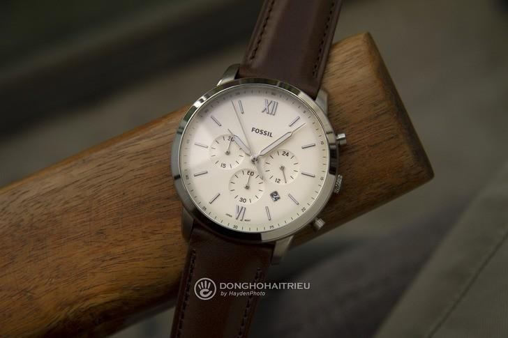 Đồng hồ Fossil FS5380 thời trang chuẩn Mỹ, mẫu mới 100% - Ảnh 3