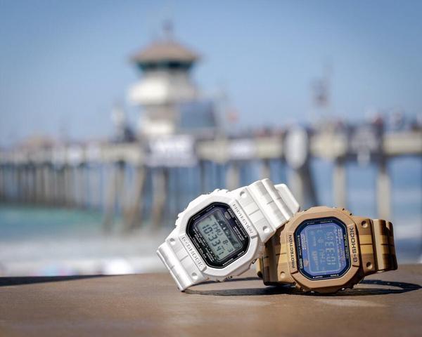 Lý Do Tại Sao Ảnh G-Shock Luôn Hiển Thị Thời Gian Là 10:58 Hoặc 10:08 Ảnh Chụp Thực Tế