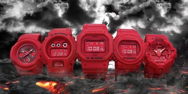 Lý Do Tại Sao Ảnh G-Shock Luôn Hiển Thị Thời Gian Là 10:58 Hoặc 10:08 !0:58 Và 10:08