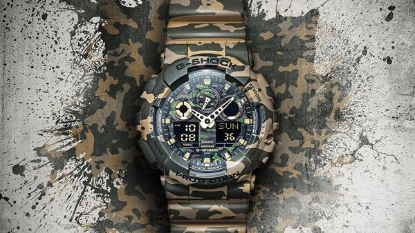 Lý Do Tại Sao Ảnh G-Shock Luôn Hiển Thị Thời Gian Là 10:58 Hoặc 10:08 Đồng Hồ Kim-Số