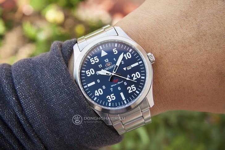 Đồng hồ Orient FUNG2001D0 giá rẻ, được thay pin miễn phí - Ảnh 2