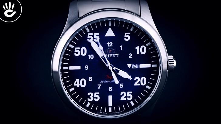 Đồng hồ Orient FUNG2001D0 giá rẻ, được thay pin miễn phí - Ảnh 3
