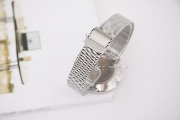 Đồng hồ nữ Skagen SKW2687 siêu mỏng, dây lưới thời trang - Ảnh 4