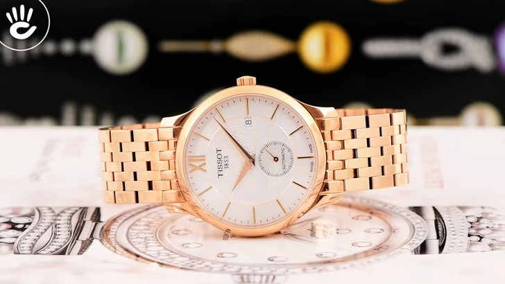 Đồng hồ Tissot T063.428.33.038.00 Trữ cót ấn tượng 40 giờ - Ảnh 1