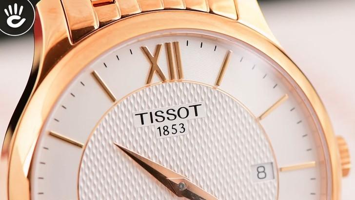 Đồng hồ Tissot T063.428.33.038.00 Trữ cót ấn tượng 40 giờ - Ảnh 2