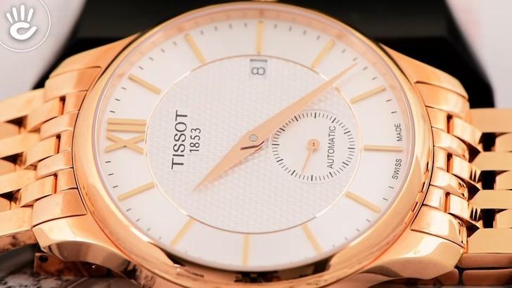 Đồng hồ Tissot T063.428.33.038.00 Trữ cót ấn tượng 40 giờ - Ảnh 3