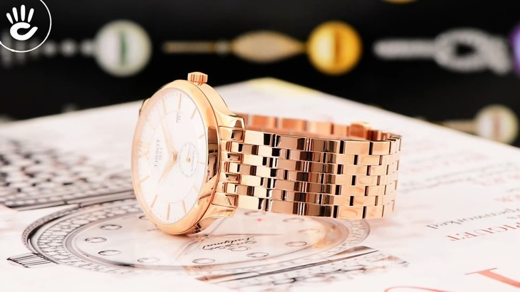 Đồng hồ Tissot T063.428.33.038.00 Trữ cót ấn tượng 40 giờ - Ảnh 4