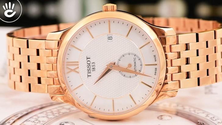Đồng hồ Tissot T063.428.33.038.00 Trữ cót ấn tượng 40 giờ - Ảnh 7