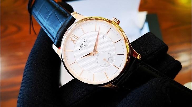 Đồng hồ Tissot T063.428.36.038.00 Thuỵ Sỹ, trữ cót 40 giờ - Ảnh 3