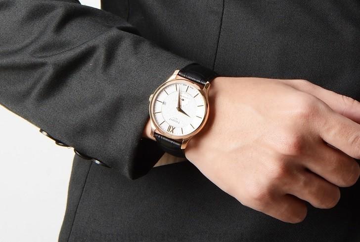 Đồng hồ Tissot T063.428.36.038.00 Thuỵ Sỹ, trữ cót 40 giờ - Ảnh 7