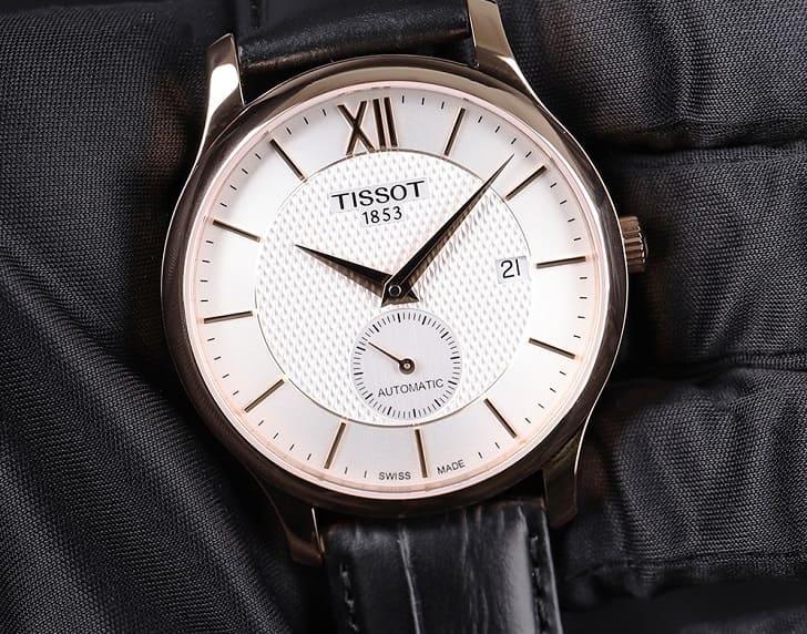 Đồng hồ Tissot T063.428.36.038.00 Thuỵ Sỹ, trữ cót 40 giờ - Ảnh 8