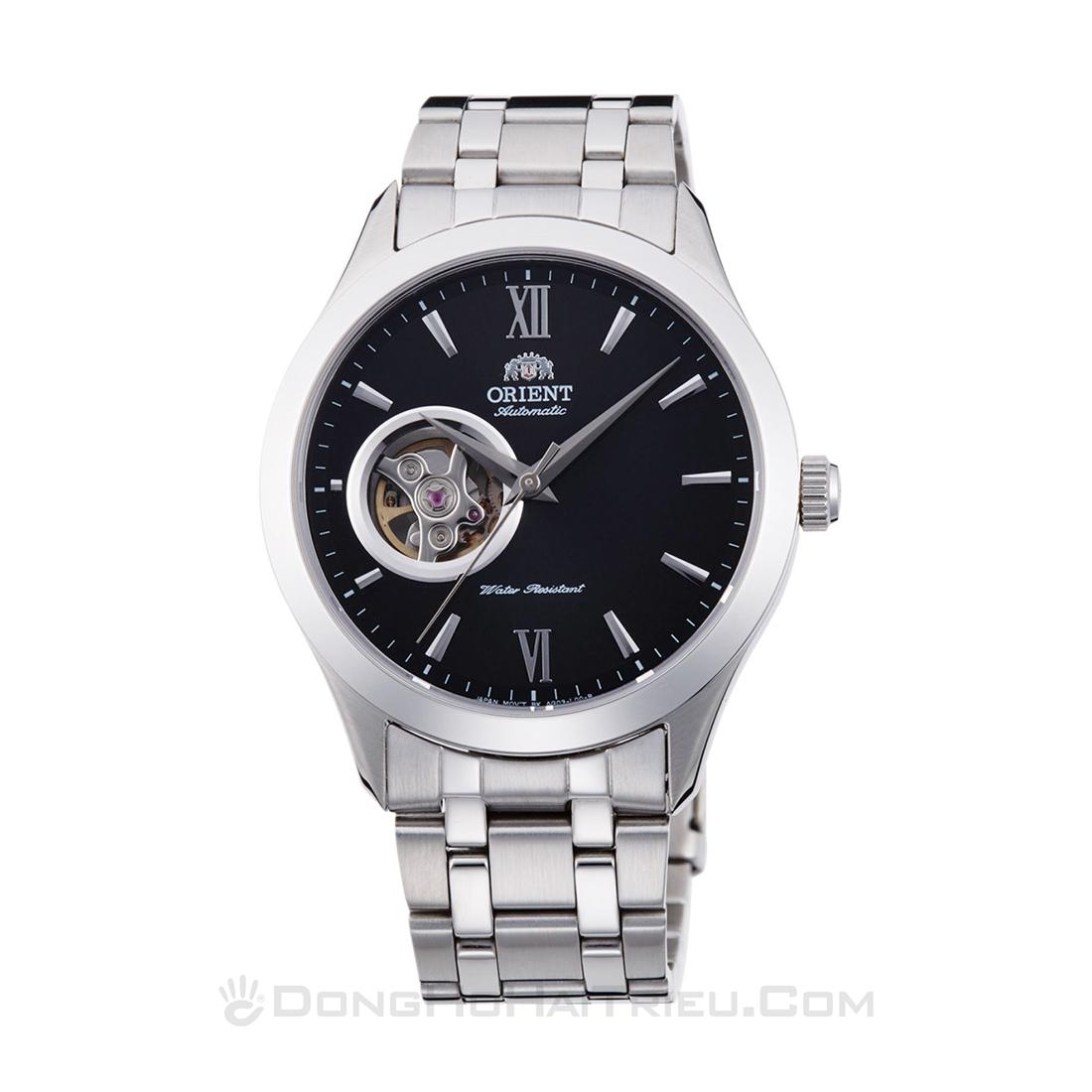 Top 15 đồng hồ Open Heart từ 3 hãng hàng đầu Nhật Bản - Ảnh: Orient FAG03001B0