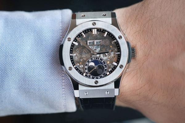 đồng hồ hublot cơ nam