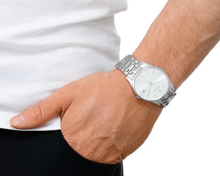 Đồng hồ Calvin Klein K4N21146 thời trang, kính sapphire - Ảnh 5