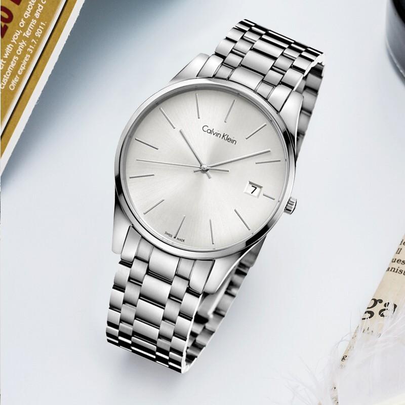 Đồng hồ Calvin Klein K4N21146 thời trang, kính sapphire - Ảnh 2