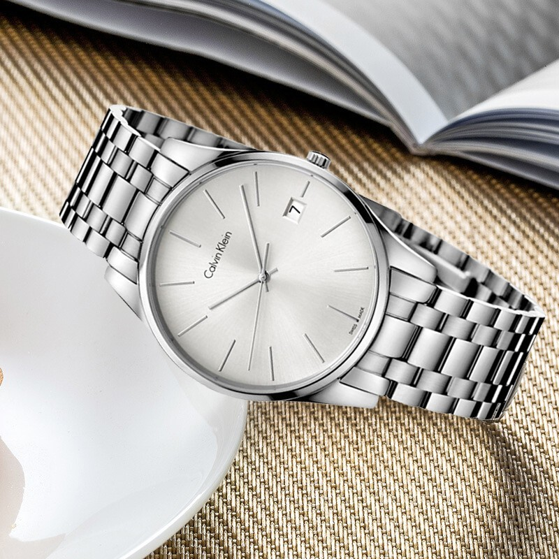 Đồng hồ Calvin Klein K4N21146 thời trang, kính sapphire - Ảnh 3