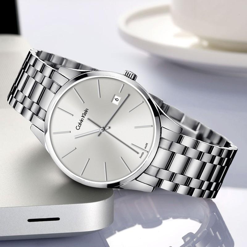 Đồng hồ Calvin Klein K4N21146 thời trang, kính sapphire - Ảnh 6