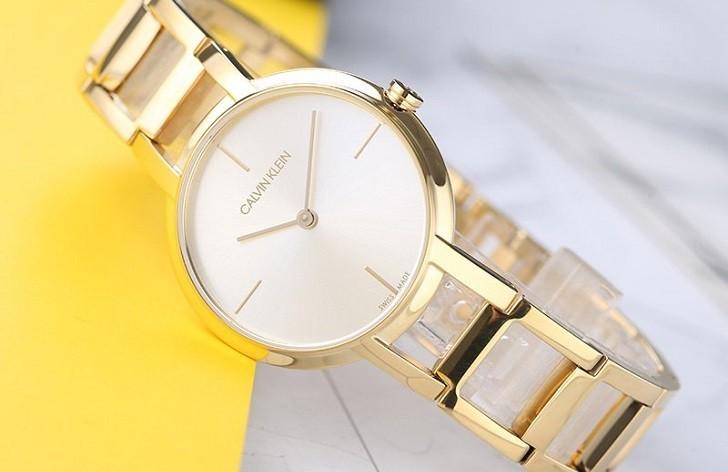 Đồng hồ nữ Calvin Klein K8N23546 đạt chuẩn Swiss Made - Ảnh 1