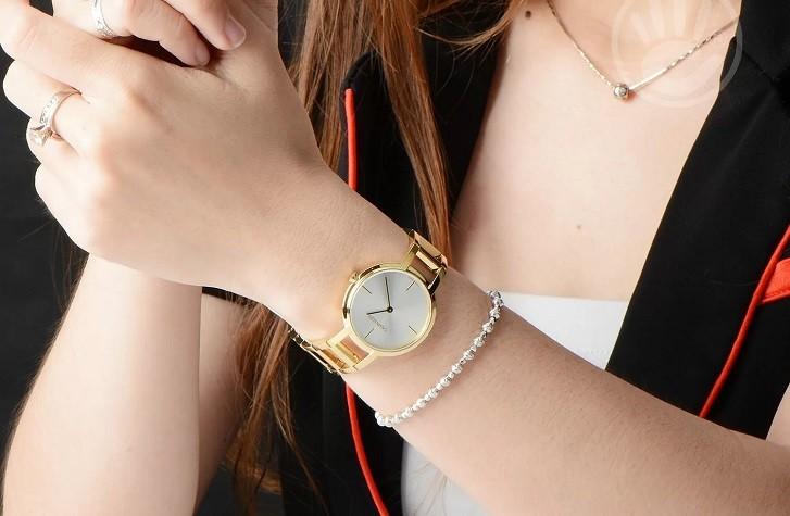 Đồng hồ nữ Calvin Klein K8N23546 đạt chuẩn Swiss Made - Ảnh 2