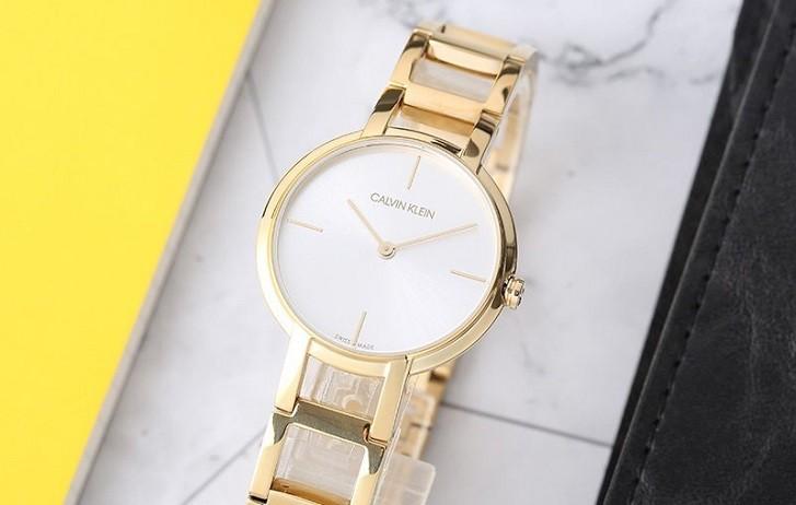 Đồng hồ nữ Calvin Klein K8N23546 đạt chuẩn Swiss Made - Ảnh 5
