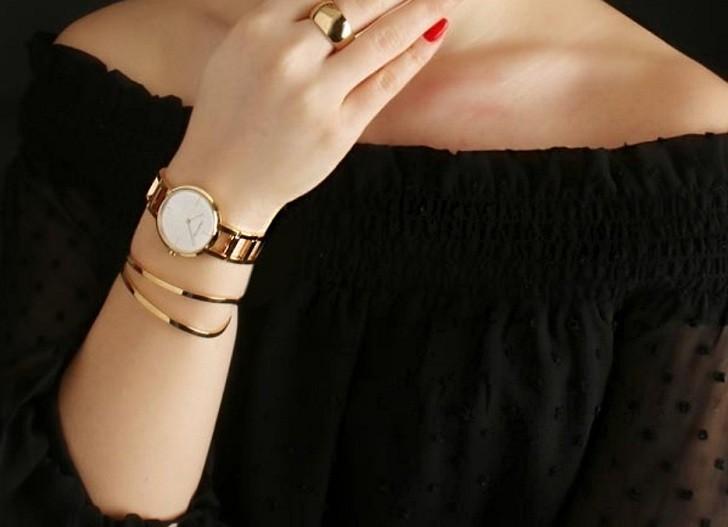 Đồng hồ nữ Calvin Klein K8N23546 đạt chuẩn Swiss Made - Ảnh 3